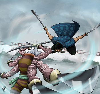 http://static.tvtropes.org/pmwiki/pub/images/zoro_vs_hachi_by_jlonewolf_d4kw5p7.png