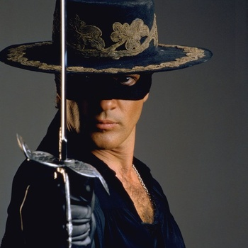 The Mask of Zorro / Characters - TV Tropes